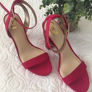 ba8be33167a2 Sam Edelman Shoes - Circus By Sam Edelman Annette High Heel Sandals